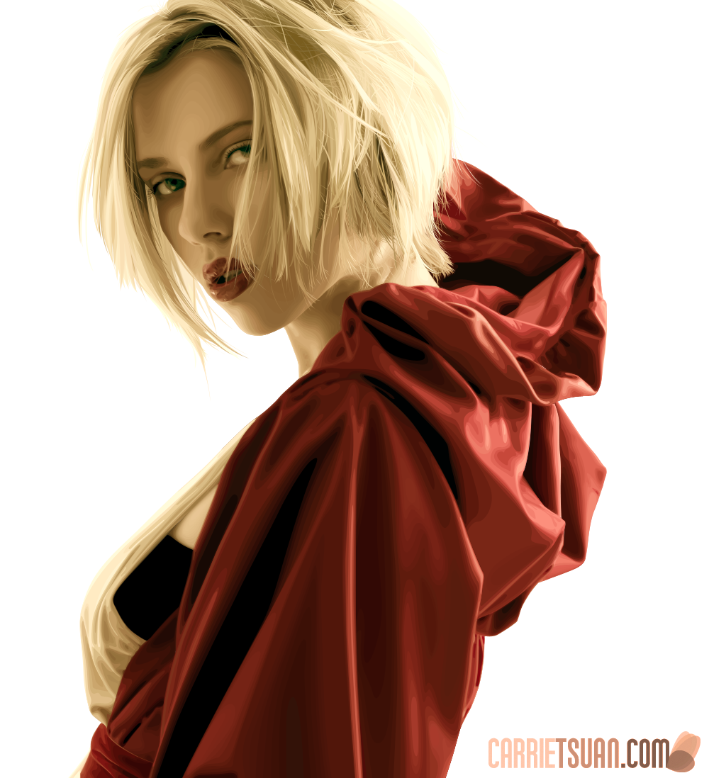 Scarlett. by carrieme