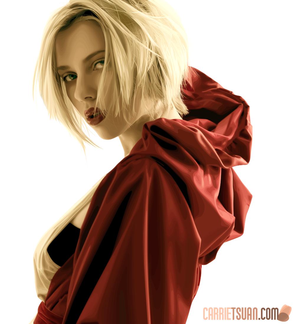 Scarlett. by carrieme
