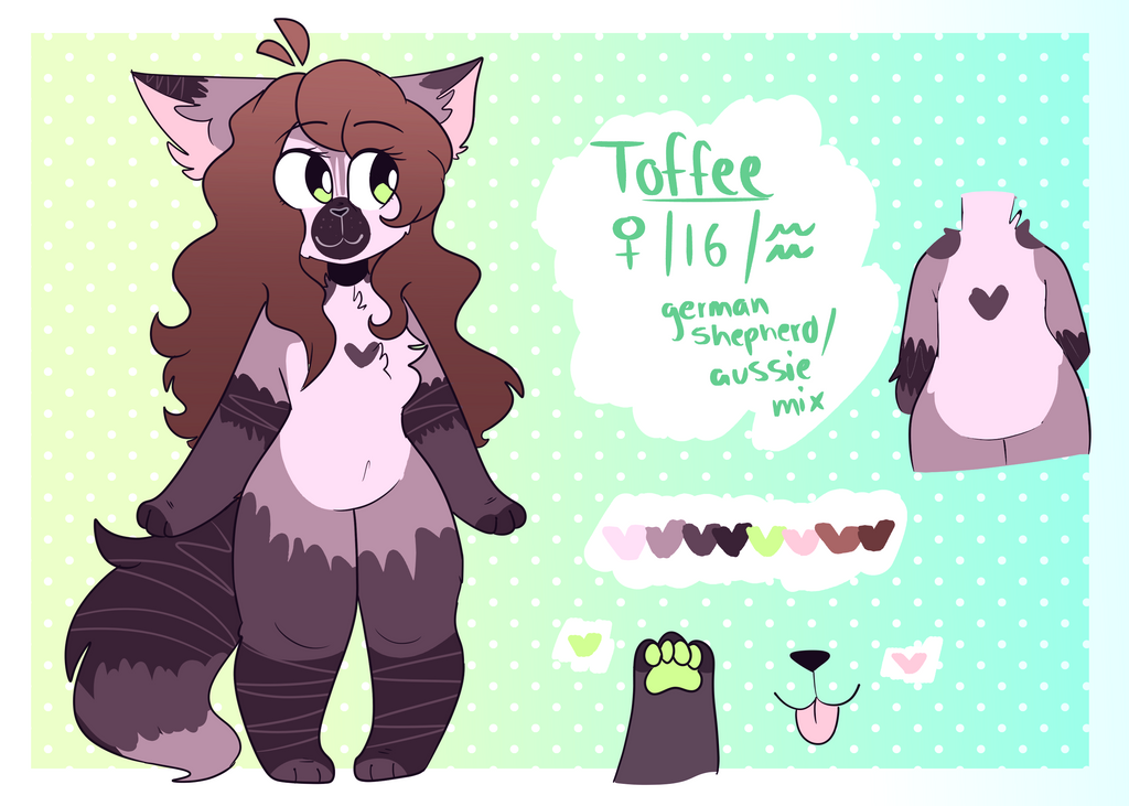 Toffee 2017 by toffiix