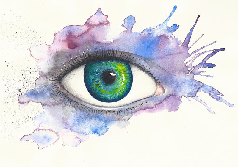 Eye III by joshification
