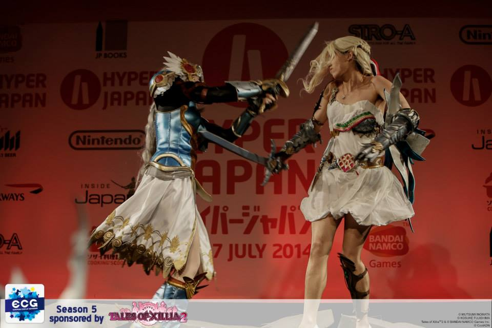 Lord of Vermillion- ECG UK prelims by AltriaCosplay