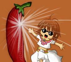 Pimenta que passa e faz brilha by Supremos-do-DA