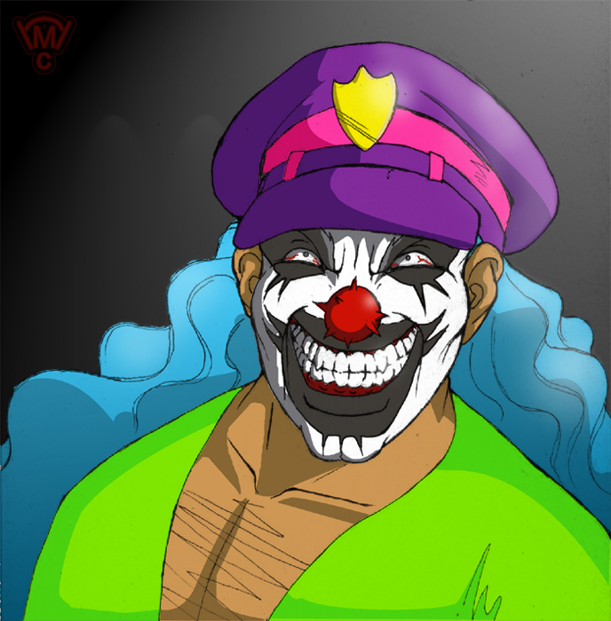 The Rock N Roll Clown Rockso