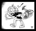 Megadeth Chibi
