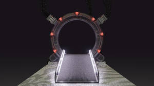 Stargate render 1
