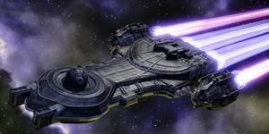 Halcyon sword class frigate