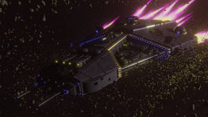Spaceship Alcomb