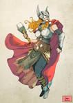 New Thor - Fan Art