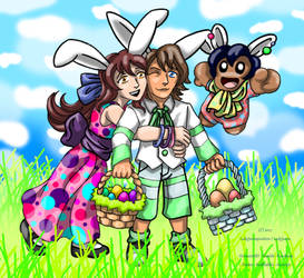 Easter Holiday 7 Years Ago by LadyJuxtaposition