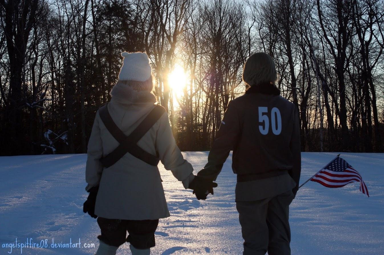 Together Forever by AngelSpitfire08
