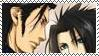 FF Angeal x Zack stamp by Roys-neko