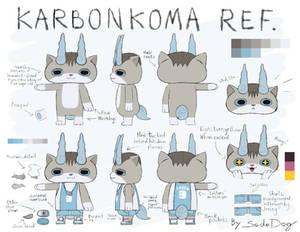 Karbonkoma Reference Sheet