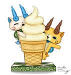 ~ mongee ice cream ~