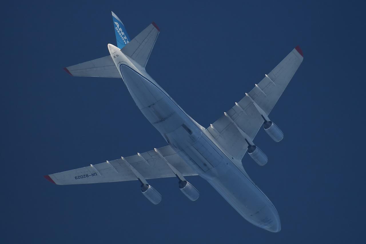 AN124 Antonov Design Bureau - UR-82029 - ADB1608