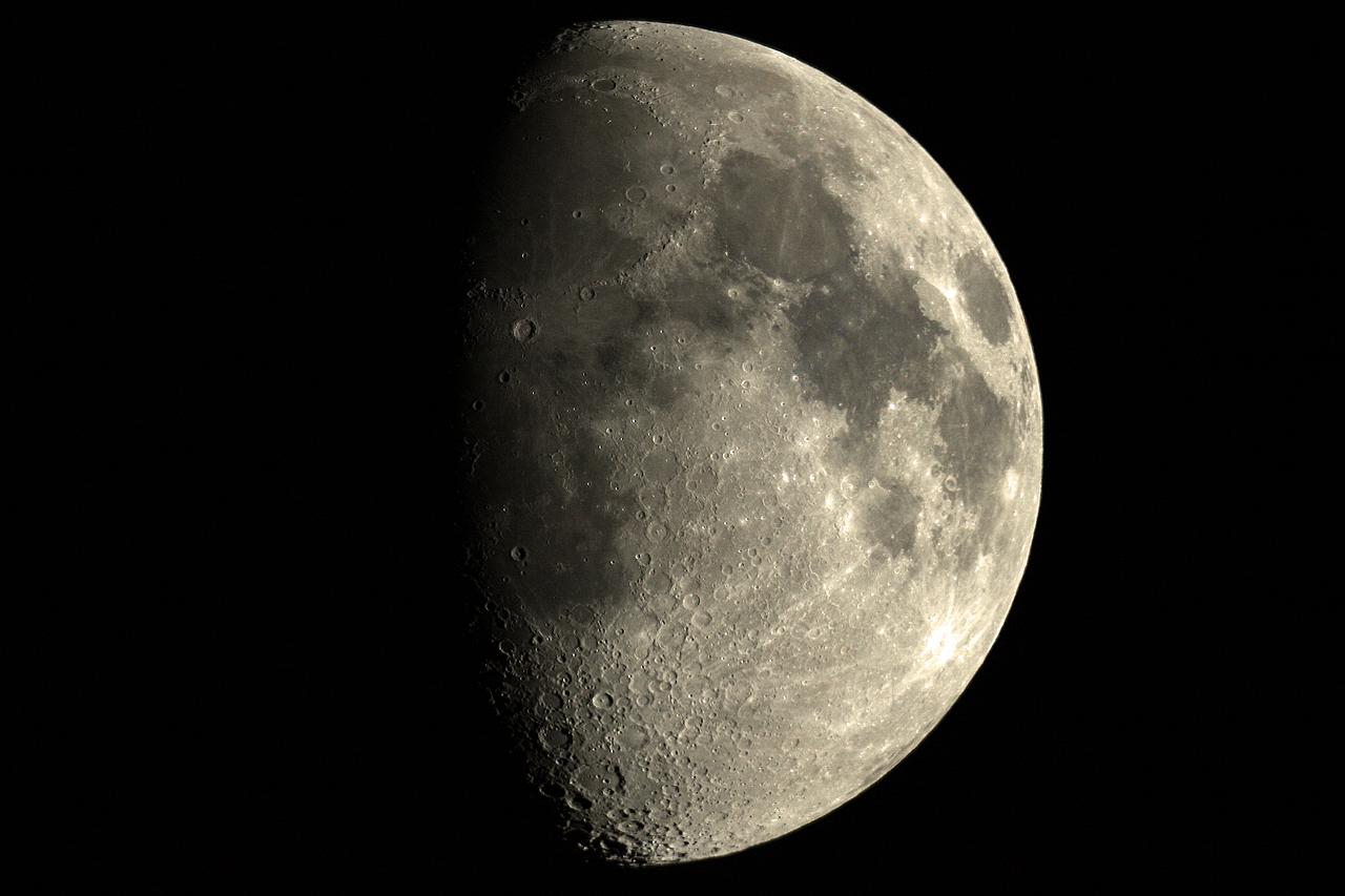 Moon - 26.12.2009