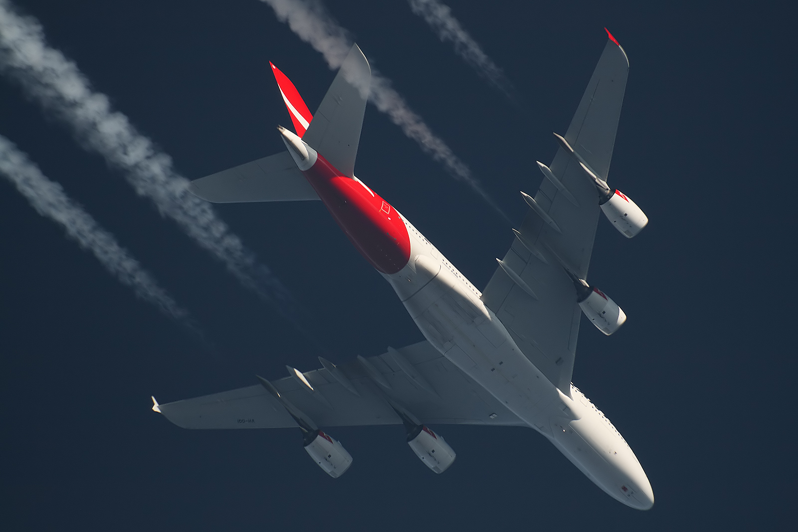 A388 Qantas - VH-OQI - QFA32 [LHR-SIN-SYD] #3