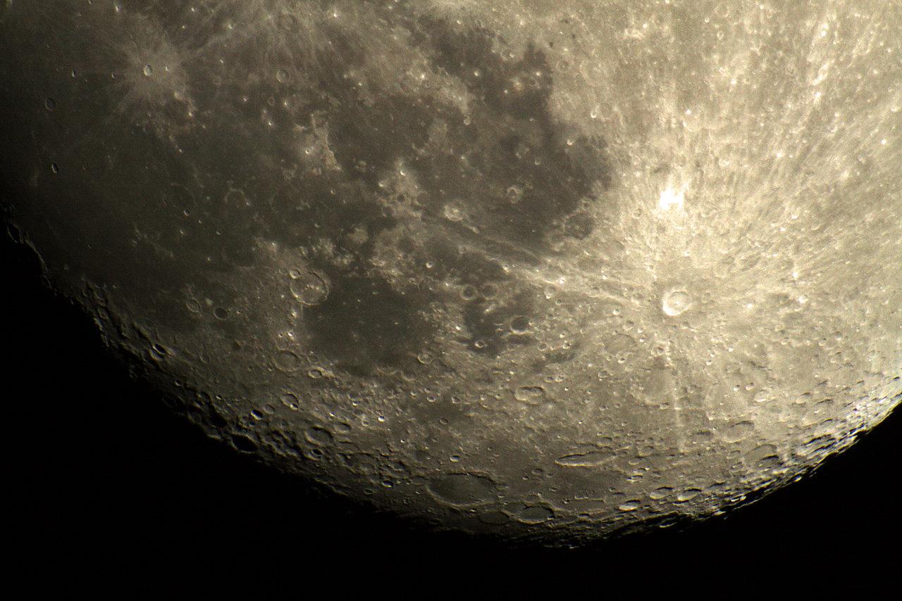 Moon - 29.12.2009