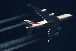 A388 Emirates - A6-EDO - UAE203 [DXB-JFK]