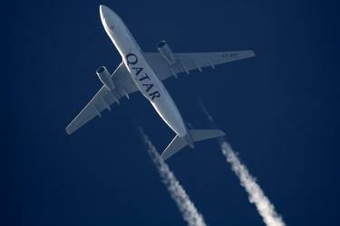 A332 Qatar Cargo - A7-AFZ - QTR8434 - [OSL-DOH] by KILLER289