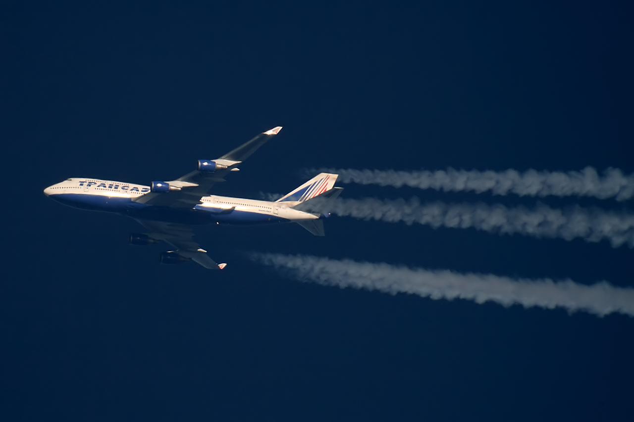 B744 Transaero - EI-XLI - TSO9400 [FCO-VKO]
