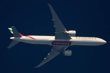B773 Emirates - A6-ENC - UAE152 [CPH-DXB]