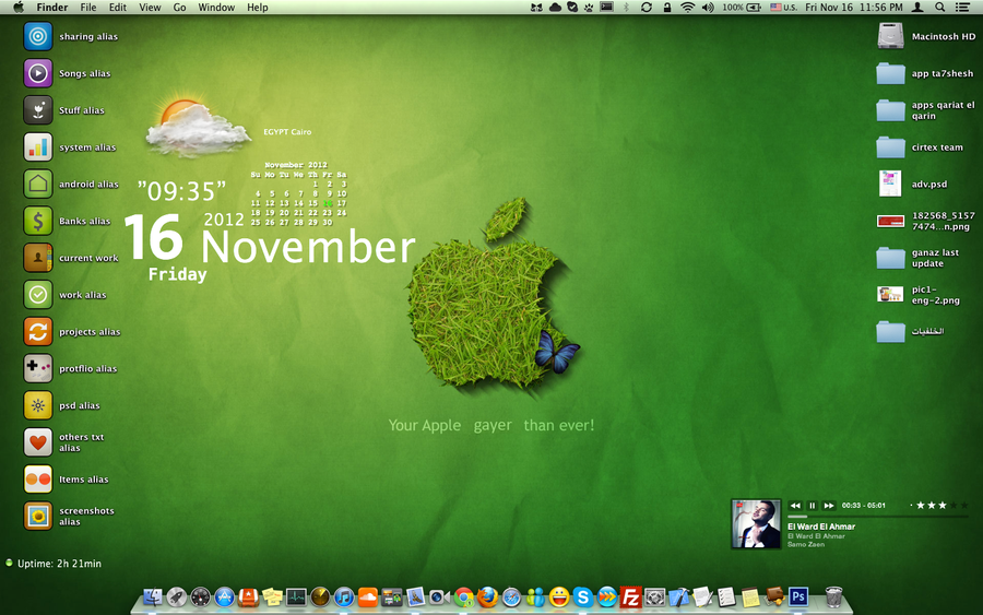 interactive desktop calendar wallpaper - photo #27