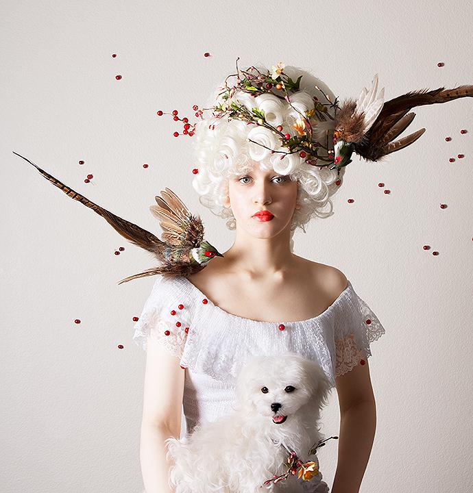 Birds and Berries by digitaladagio