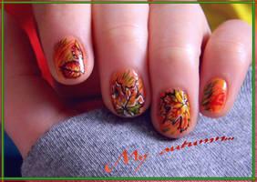 It's My Autumn... by LittleCherryMary