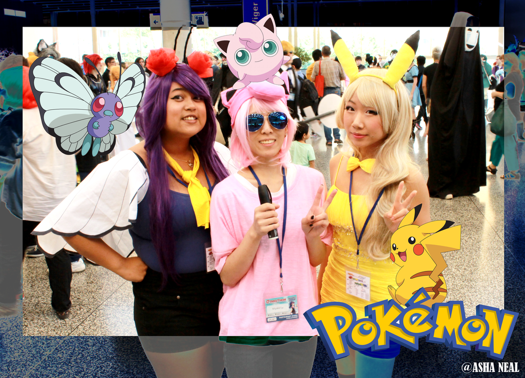 OTAKUTHON 2014 : Pokemon!! by RirooNeal