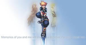 Kingdom Hearts Wallpaper by legostormj