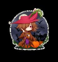 Secret Halloween Exchange by Aaeruu