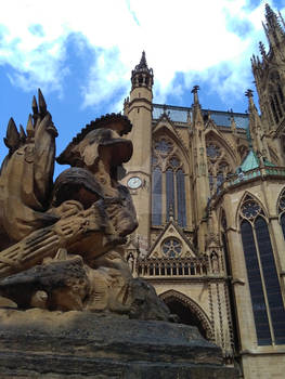 The Metz Cathedral