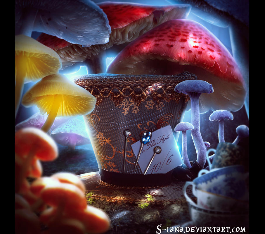 Hat Hatter by S-Lana