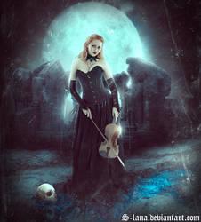 Forgotten melody by S-Lana