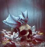 Dragon by S-Lana