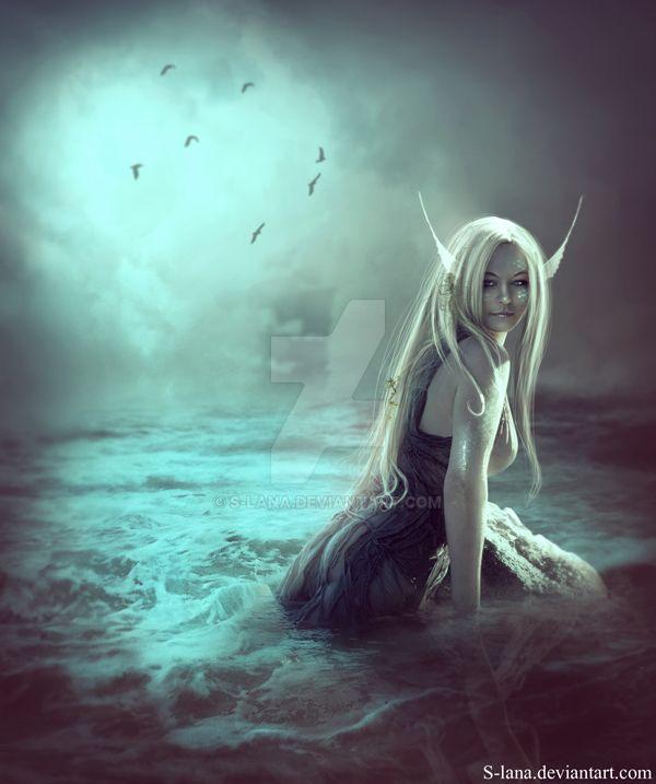 Mermaid by S-Lana