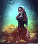 Poisonous plant by S-Lana