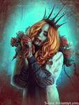Queen of vampires by S-Lana
