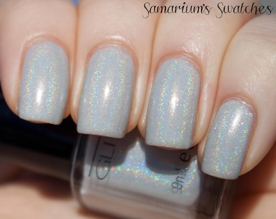 Glitter Gal Light as a Feather by SamariumsSwatches on DeviantArt