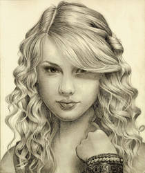 Taylor Swift by blondecrsity