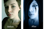 Full Moon Before and After by Vampy-note