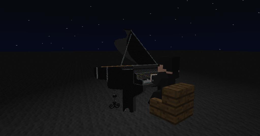 Pianist by Cristazio