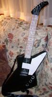 Skwisgaar's guitar