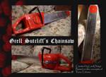 Grell Sutcliff's Chainsaw