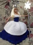 Queen Frostine dress