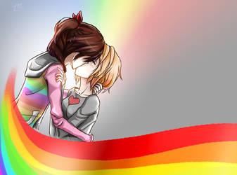 Love wins by ohfifteen