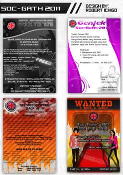 Pamphlet Social Gathering 2011