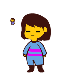 Canon Frisk by LunaSpaceMoon12