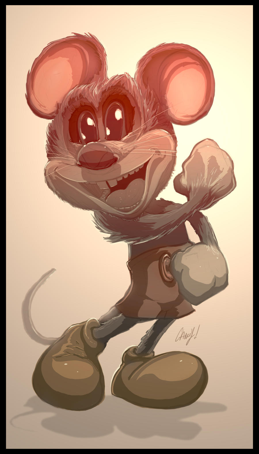 That Mouse by C-CLANCY