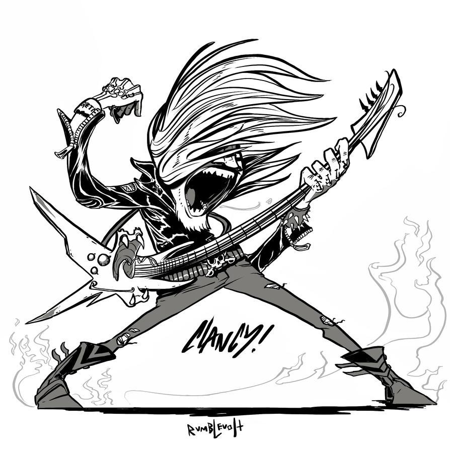 ROCK IT! by C-CLANCY